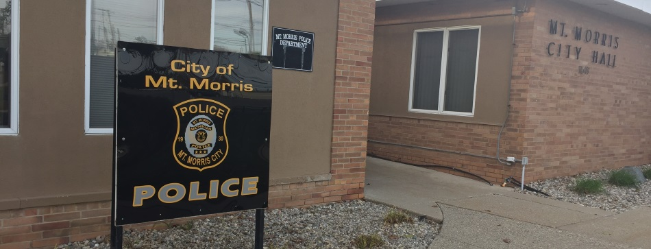 Mt  Morris, City > Departments > Police Department
